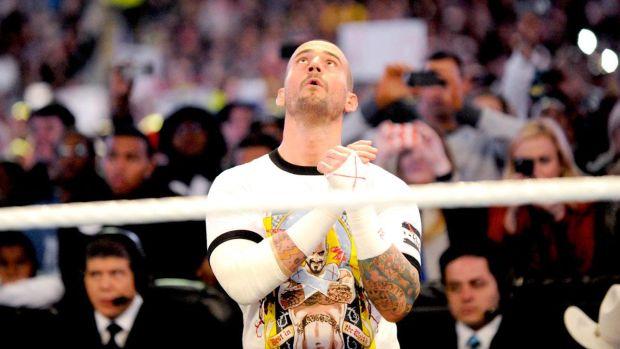 """The Best in the World"". CM Punk. Campeón de la WWE por 434 días consecutivos."
