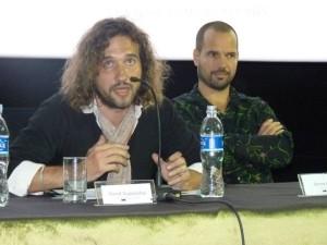 David Duponchel, organizador del festival