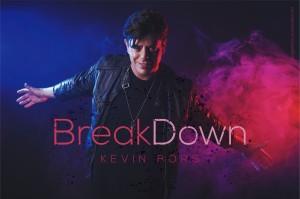 Kevin Borg regresa a la música con BreakDown