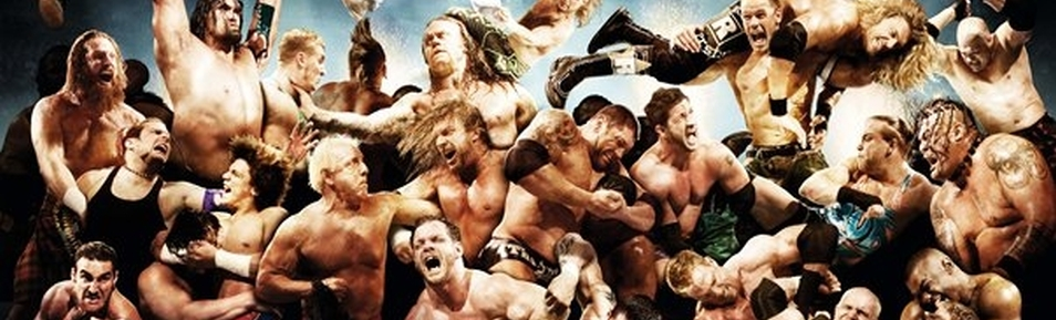 Portada de Crónicas de Wrestling