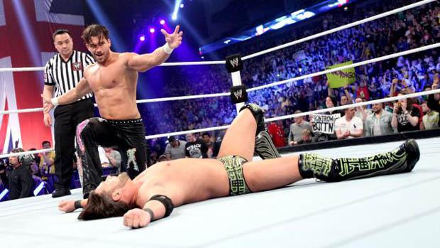 Fandango, el arrogante que puso a bailar al universo de la WWE (Primera parte)