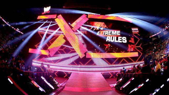 Extreme Rules 2013. Fotos y resultados