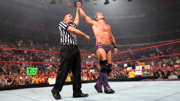 Extreme Rules 2013. Fotos: Chris Jericho vs Fandango