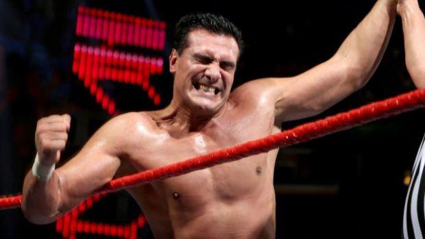 Extreme Rules 2013. Fotos: Alberto del Río vs Jack Swagger