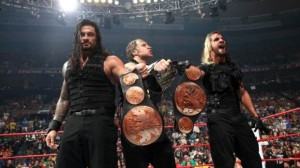 Extreme Rules 2013. Fotos: The Shield vs Hell No
