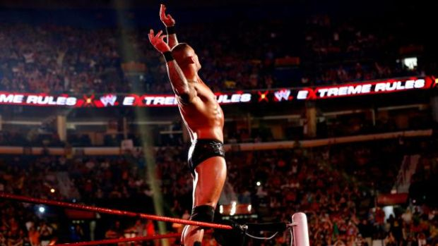 Extreme Rules 2013. Fotos: Randy Orton vs Big Show