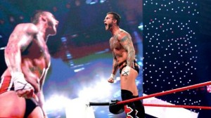 Payback 2013. Fotos: CM Punk vs Chris Jericho