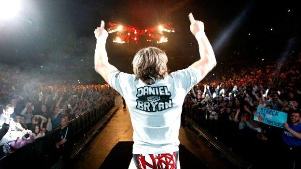 Daniel Bryan, respetando la barba en su camino a ser ¿campeón?