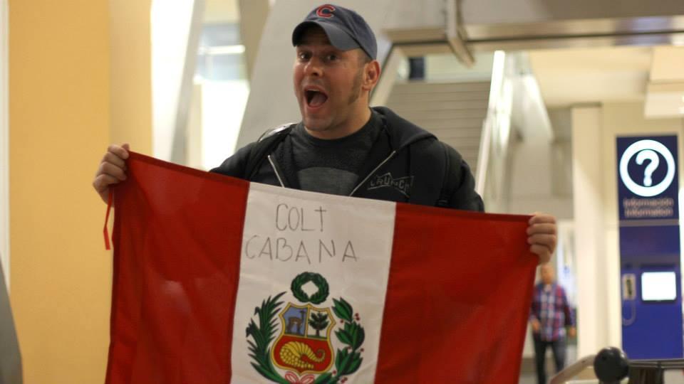 Colt Cabana en Lima: El cómico que rompe espaldas