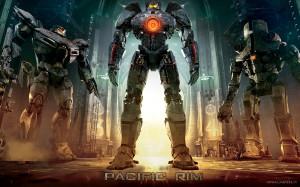 'Pacific Rim', un homenaje a las series y películas mecha