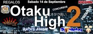 Otaku High 2: Buena música, pero se hizo esperar mucho