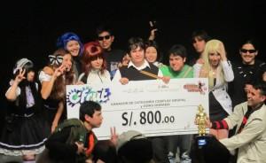 Shogetsu Cosplay: El anime llega al teatro