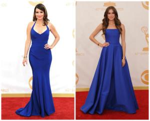Las mejores vestidas en los Premios Emmy 2013