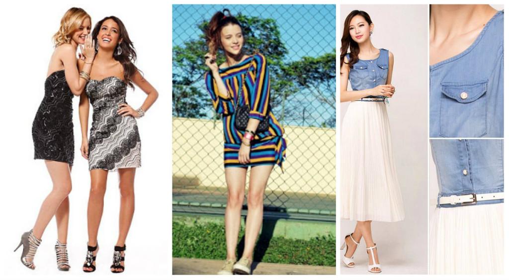 Vestidos: cortos o largos los debes tener en el clóset