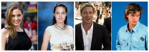 Conoce los cambios de look de algunos actores famosos