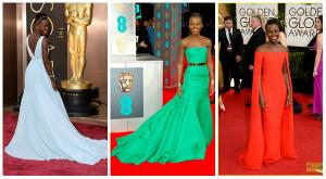 Los mejores looks de Lupita Nyong'o