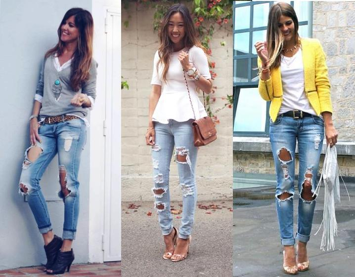 Jeans: Llévalos rotos