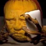 10 inquietantes calabazas de Halloween