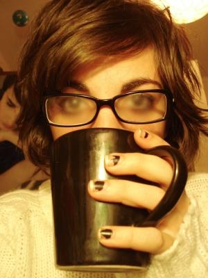 lentes cafe