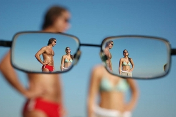 lentes playa