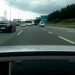 YouTube: peligrosas maniobras en carretera te quitan el aliento